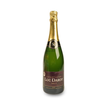 Champagne Brut Lucien Darot (75 cl)