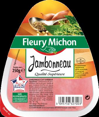 Demi jambonneau de porc, Fleury Michon (250 g)