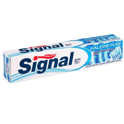 Dentifrice Haleine Pure, Signal (75 ml)
