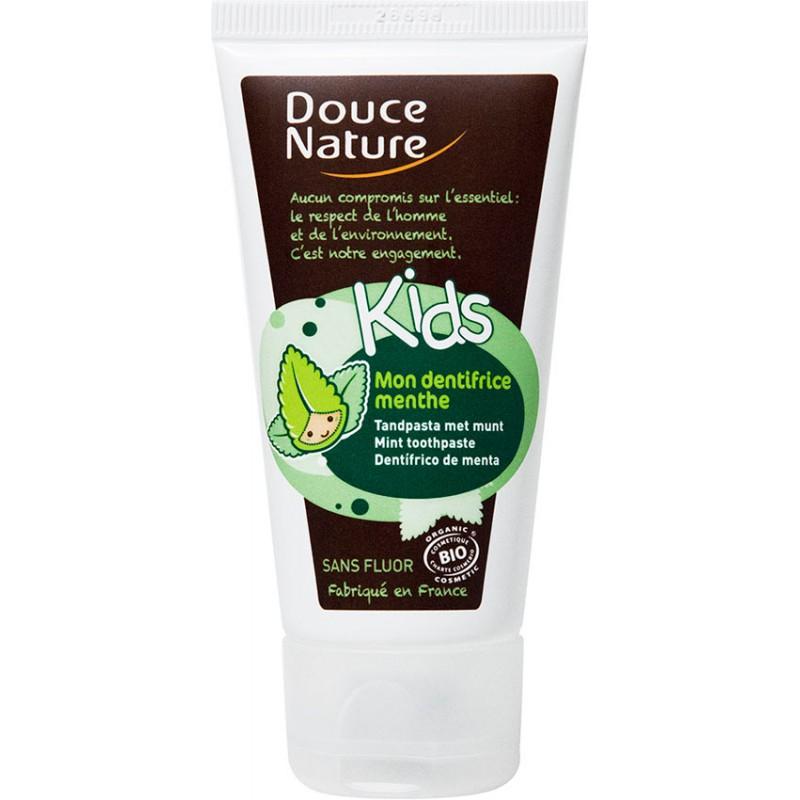 Mon dentifrice menthe KIDS, Douce Nature  (50 ml)