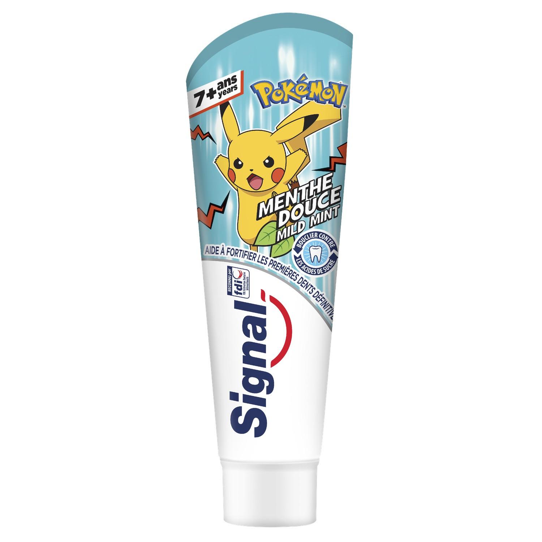 Dentifrice Kids Menthe douce 7 ans et +, Signal (75 ml)
