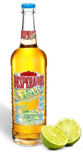Desperados Lime, 3° (33 cl)