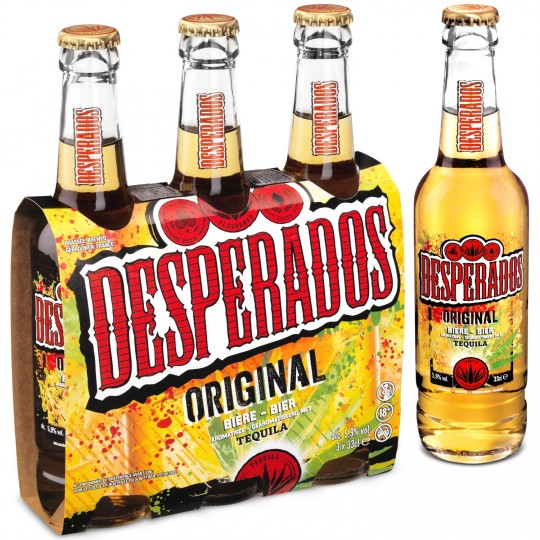 Desperados Original (3 x 33 cl)