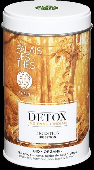 Thé DETOX DIGESTION Indienne BIO, Palais des Thés (100 g)