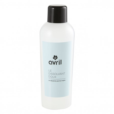Dissolvant doux, Avril (200 ml)