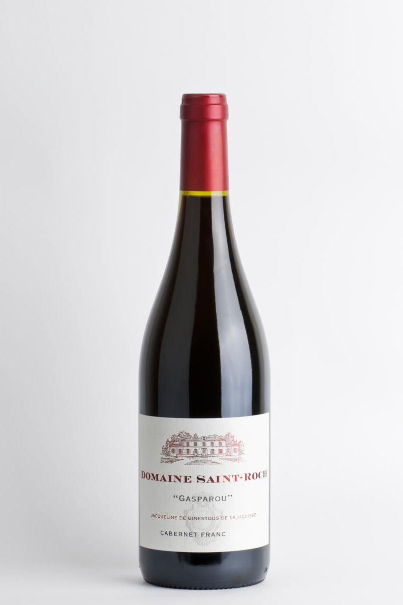 Domaine Saint Roch rouge Cabernet Franc 2015