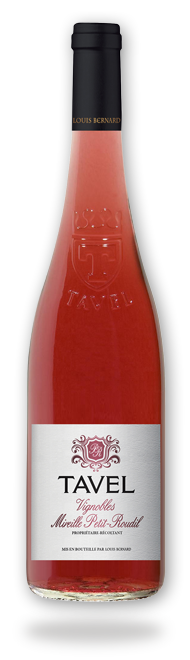 Tavel Vignobles Mireille Petit-Roudil (75 cl)