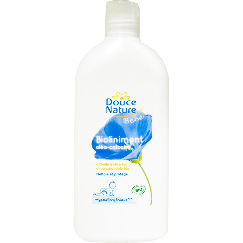 Bioliniment oléo-calcaire, Douce Nature (300 ml)