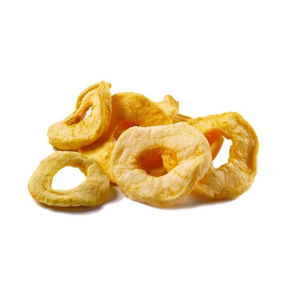 Rondelles de pommes séchées BIO, Rapunzel (100 g)