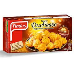 Pommes Duchesse, Findus (450 g)