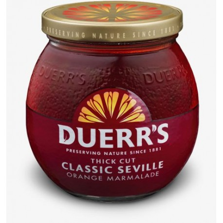Marmelade d'orange coupe epaisse, Duerr's (454 g)