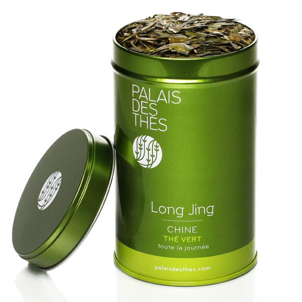 Thé vert de Chine Long Jing, Palais des Thés (100 g)