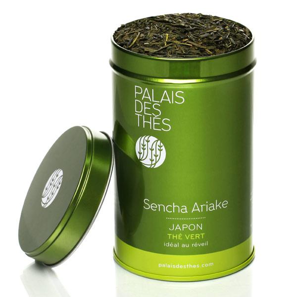 Thé vert du Japon Sencha Ariake, Palais des Thés (100 g)