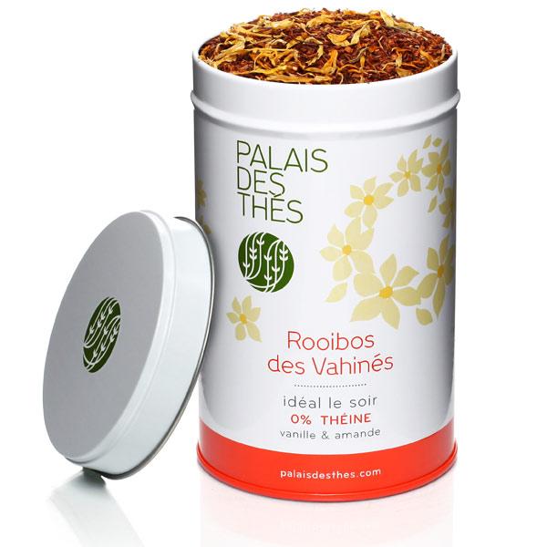 Rooibos des Vahinés sans théine, Palais des Thés (100 g)