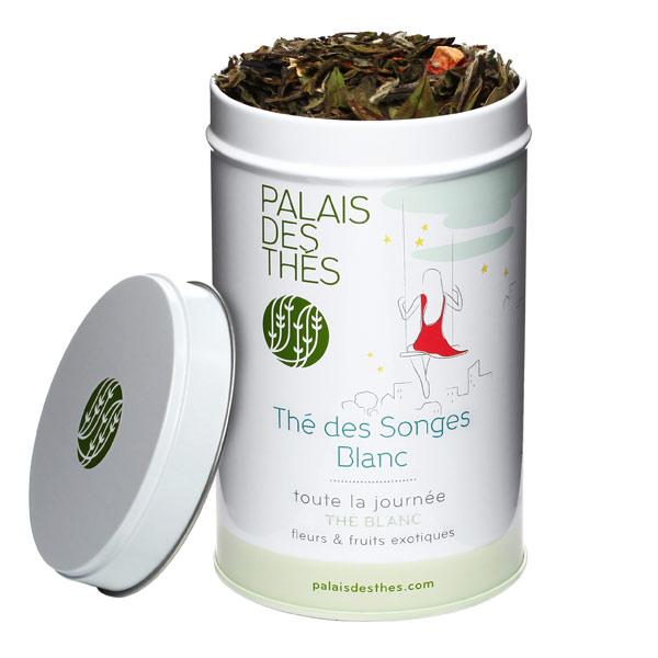 Thé des Songes blanc, Palais des Thés (50 g)