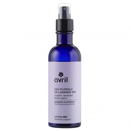 Eau florale de lavande certifiée BIO, Avril (200 ml)