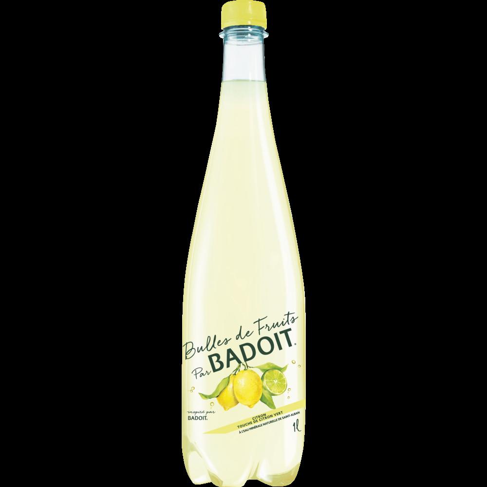 Badoit citron citron vert (1 L)