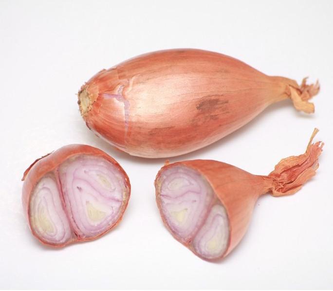 Echalote traditionnelle longue violette Fr. BIO (250 g)