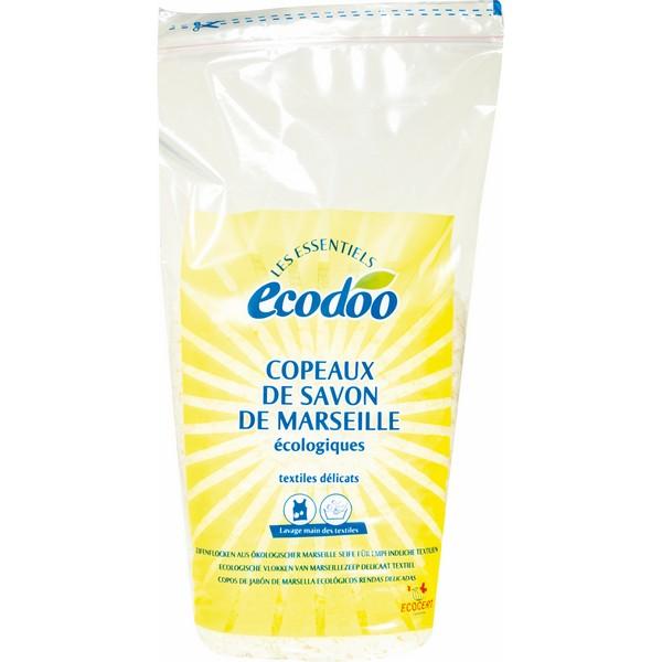 Copeaux de Savon de Marseille écologique, Ecodoo (1 kg)