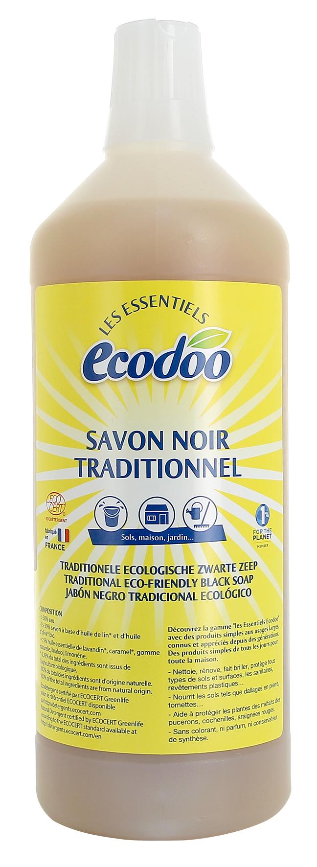 Savon noir, Ecodoo (1 L)