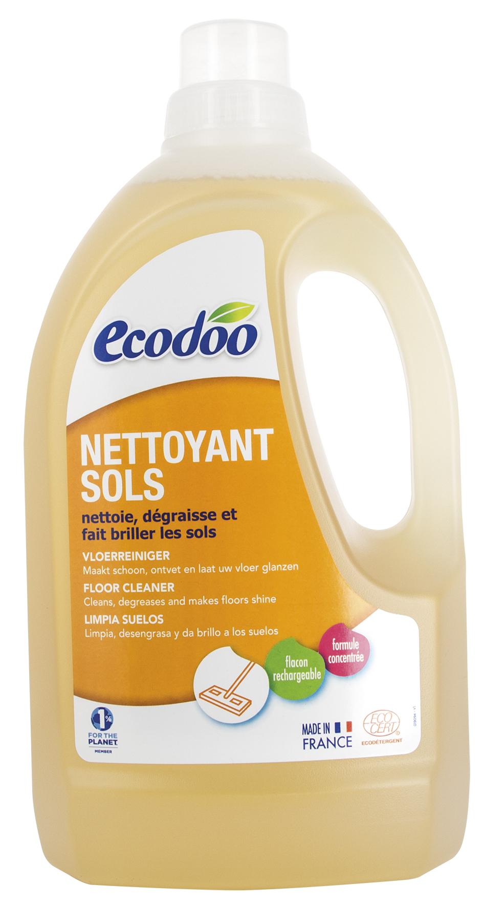 Nettoyant sols, Ecodoo (1.5 l)