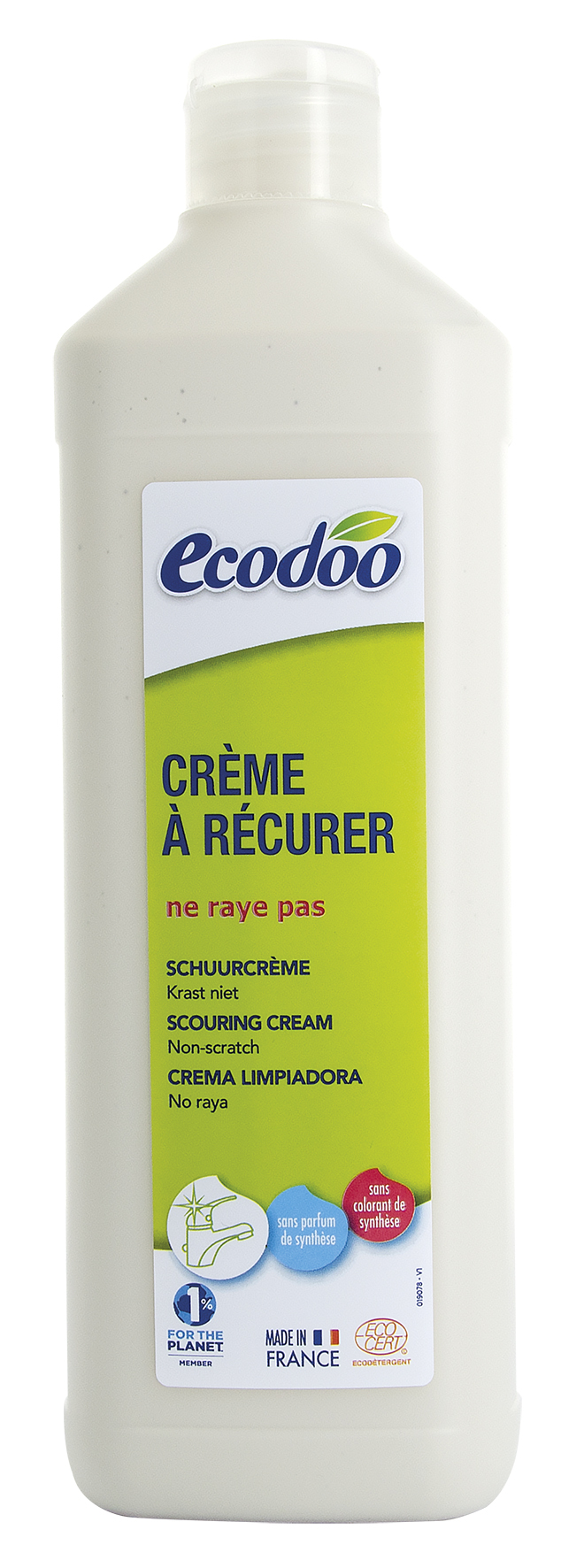 Crème à récurer, Ecodoo (500 ml)