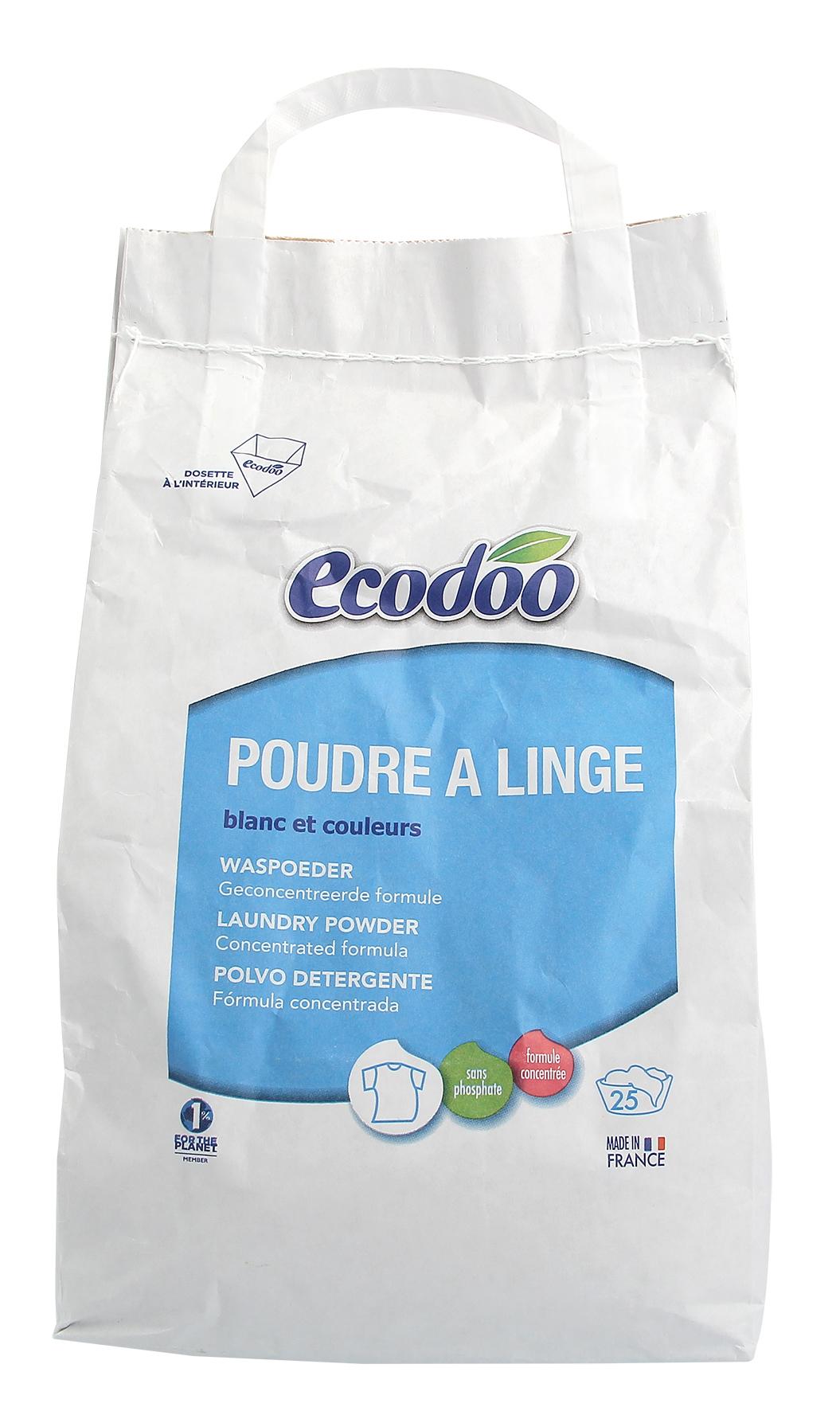 Poudre à linge, Ecodoo (1.5 kg)