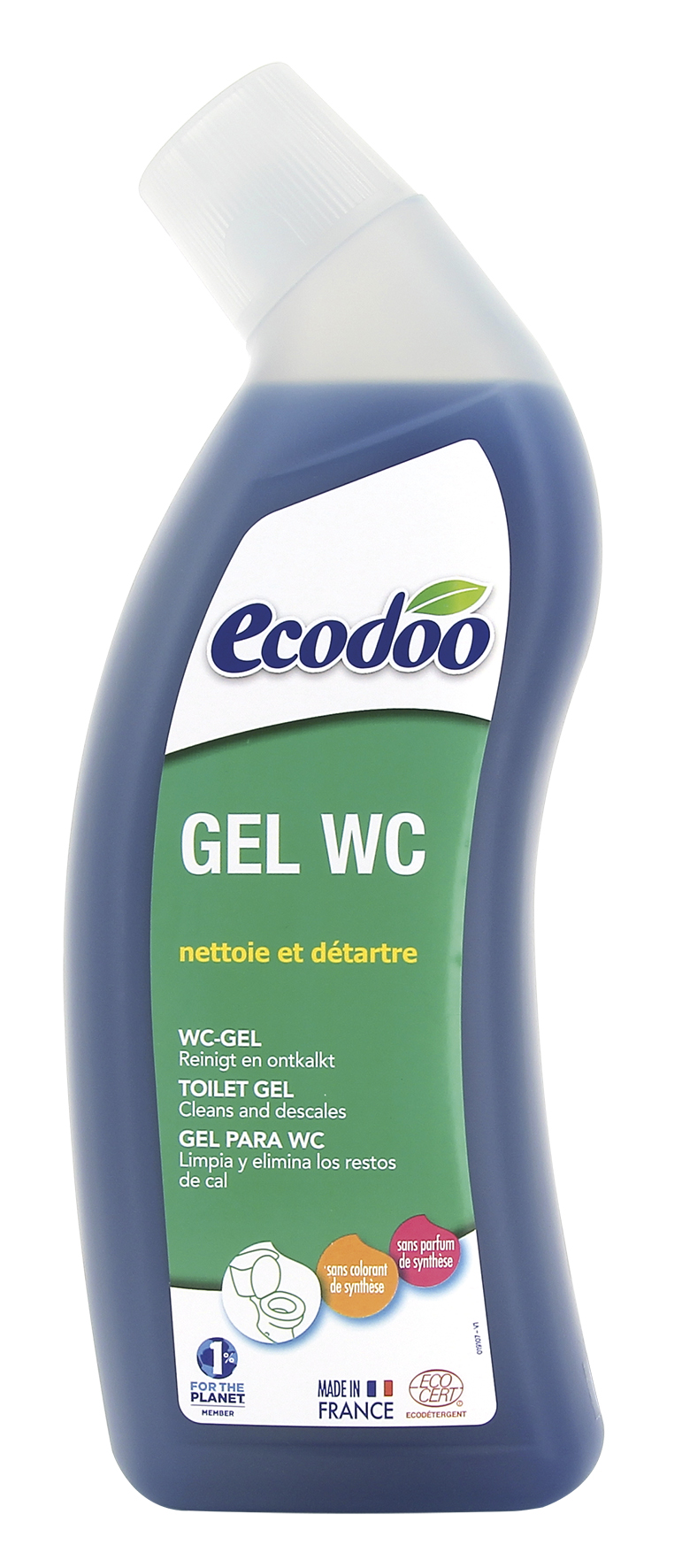 Gel WC, Ecodoo (750 ml)