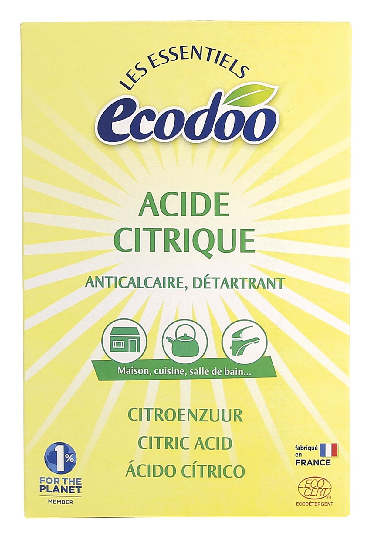 Acide citrique, Ecodoo (350 g)