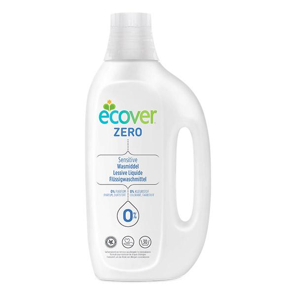 Lessive liquide 0% sans parfum, Ecover (1.5 L)