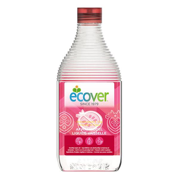 Liquide vaisselle main grenade et figue, Ecover (450 ml)