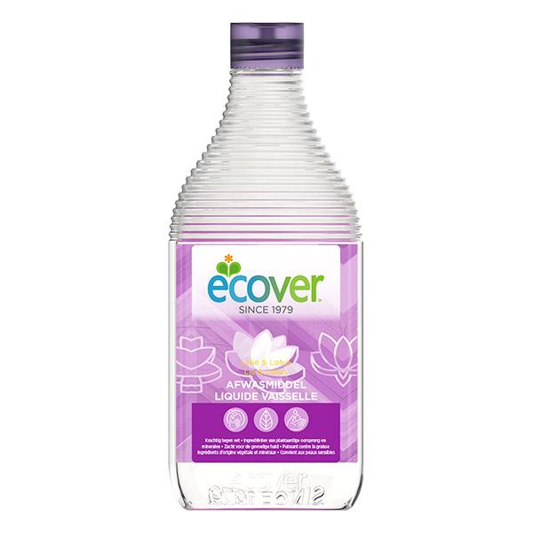 Liquide vaisselle main lys et lotus, Ecover (450 ml)