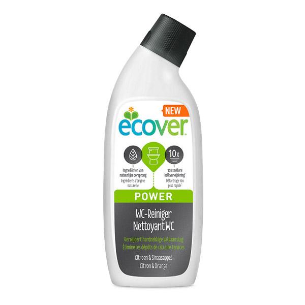 Nettoyant WC power senteur agrumes, Ecover (750 ml)