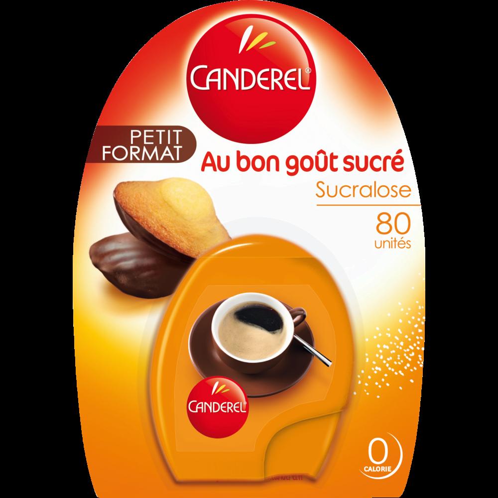 Boite Canderel en comprimés (x 80)