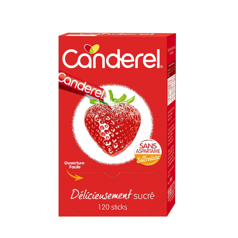 Edulcorant sucralose, Canderel (x 120 sticks, 120 g)