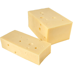 Emmental bloc 45% - 4 kilos