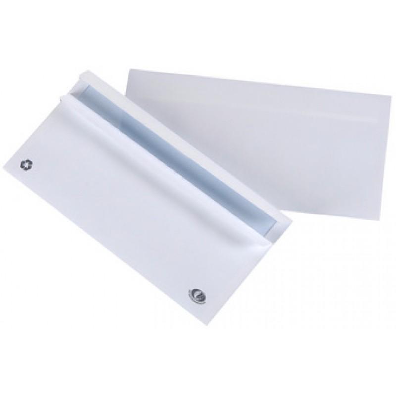 Enveloppes autocollantes 110x220 mm (x 50)