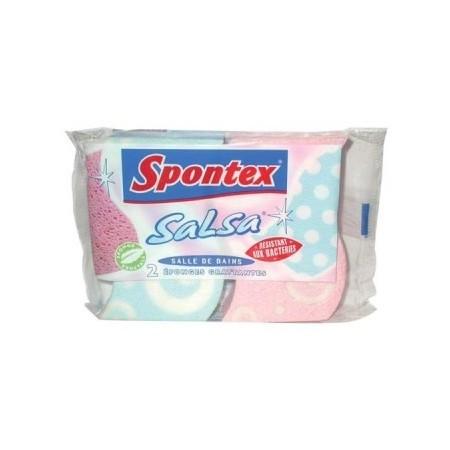 Eponge végétale salsa, Spontex (x 2)
