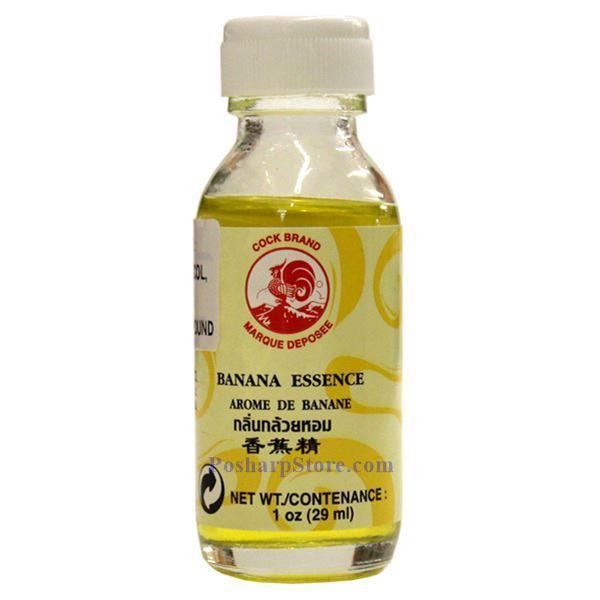 Arôme de banane Cock (2.9 cl)