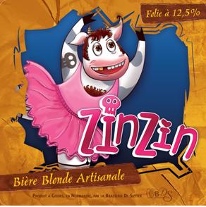 Zinzin, De Sutter (75 cl)