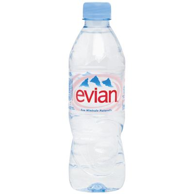 Evian (50 cl) - Livré frais
