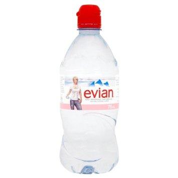 Evian bouchon sport (33 cl)