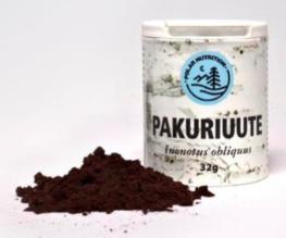 Extrait de Chaga 100% pur, super-aliment de Finlande (32 g)