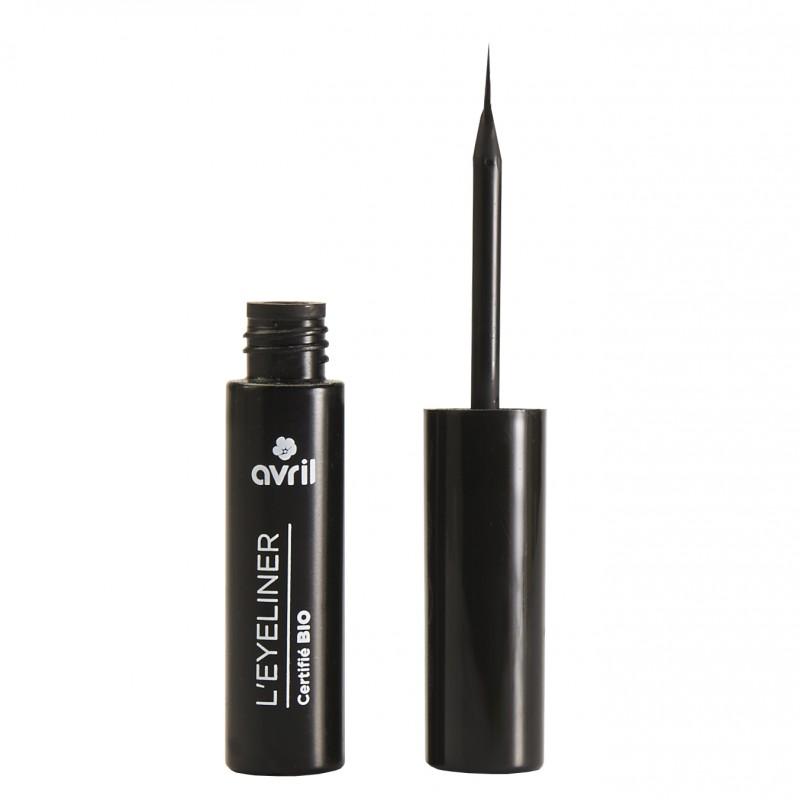 Eyeliner noir certifié BIO, Avril