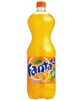 Fanta orange (1,5 l)