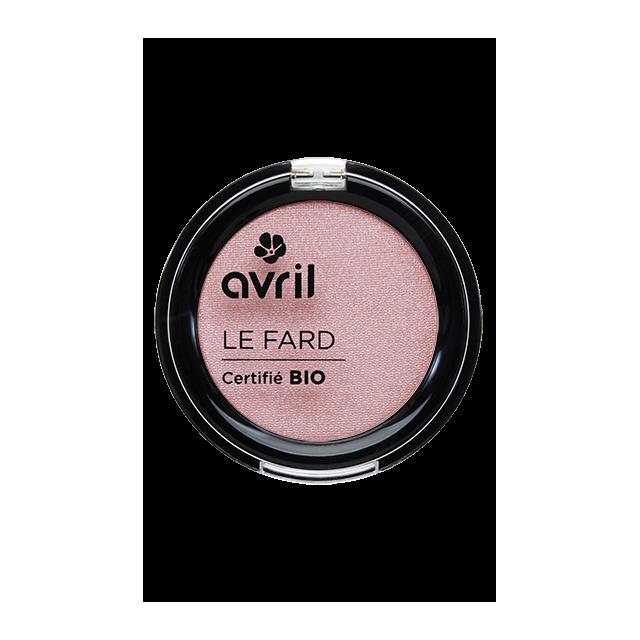 Fard à paupières aurore certifié BIO, Avril (2,5 g)