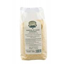 Polenta Terre Bormane - farine di mais integrale (500 g)