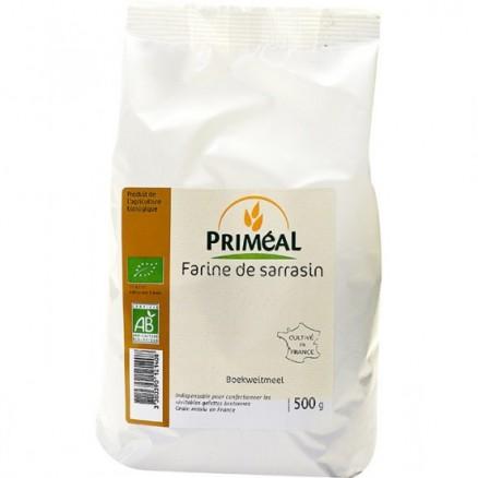 Farine de sarrasin BIO, Priméal (500 g)