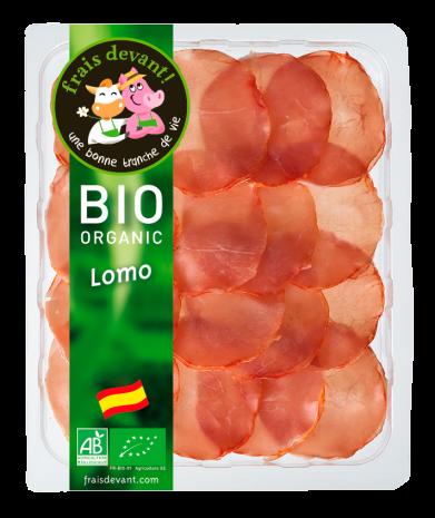 Lomo BIO, Frais Devant (70 g)