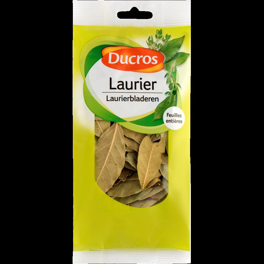 Feuilles de laurier, Ducros (17 g)